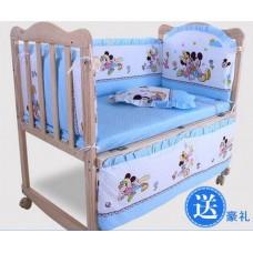 เตียงเด็ก ขนาด100x60ซม.