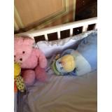 เตียงเด็กไม้ browfram